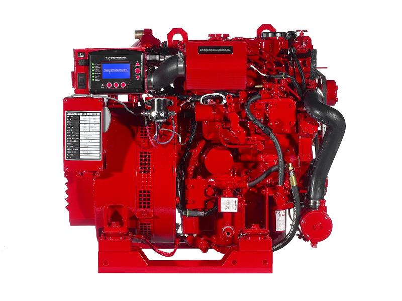 Electronic Diesel Generators Westerbeke